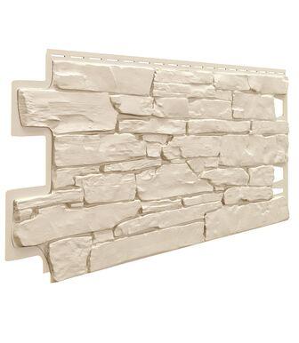 Фасадные панели VOX Vilo  Stone Слоновая Кость