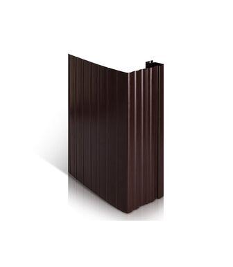 Дверная-околооконная вертикальная планка Доломит 2,1 м Корица
