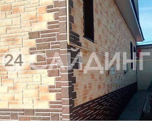 фото монтажа альта профиль камень пражский 04