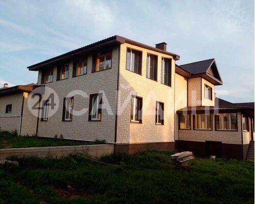 фото монтажа grand line я-фасад екатерининский камень слоновая кость