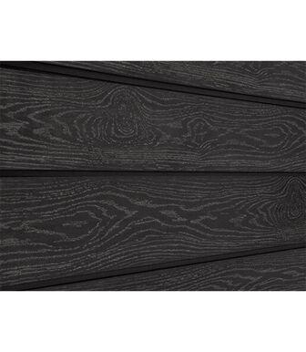 Сайдинг ДПК Savewood Sorbus тангенциальный распил Черный