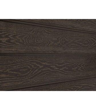 Сайдинг ДПК Savewood Sorbus тангенциальный распил Темно-коричневый