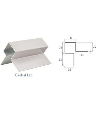 Внешний Симметричный Угловой Профиль Cedral Lap
