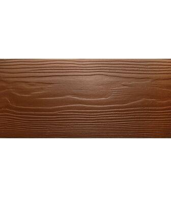 Сайдинг Фиброцементный Cedral Lap WOOD С30 (Тёплая Земля)