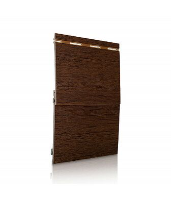 Вспененный Сайдинг VOX Kerrafront Wood Design Золотой Дуб