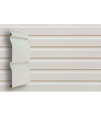 Сайдинг Grand Line Slim D4 Белый