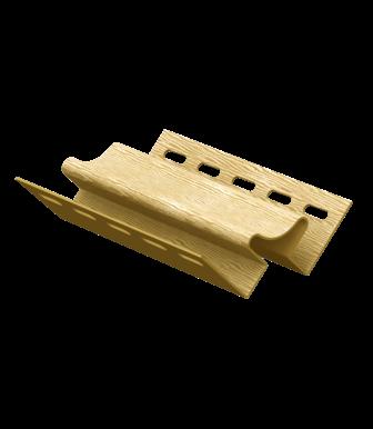 Внутренний угол Timberblock Дуб Золотой для сайдинга Ю-Пласт