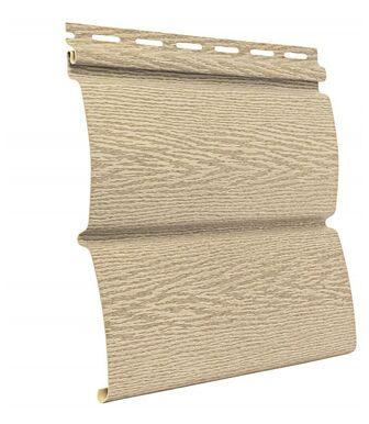 Сайдинг Ю-Пласт Timberblock Ясень Золотистый