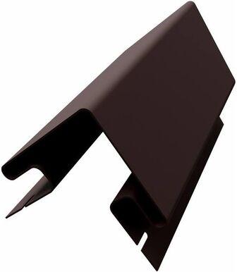 Угол наружный к термопанелям Доломит 20 мм Корица