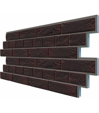 Фасадные Термопанели Доломит Венецианский Кирпич 20 мм Алтея