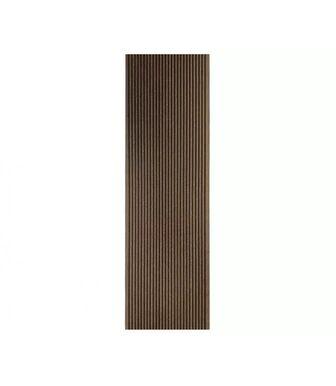 Доска Террасная Deking DPK Lite 20 мм Velvetto односторонняя Шоколад