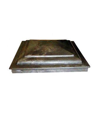 Крышка ДПК на столб №1, (для рамки 100*100)