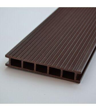 Террасная Доска Faynag Micro Тёмно-коричневый 3м