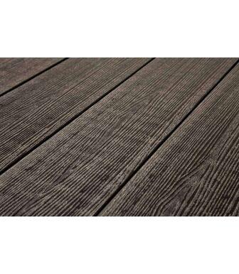 Террасная Доска SaveWood Advanced Abies (R) темно-коричневый