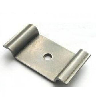 Кляймер Большой зазор для террасной доски «SaveWood Salix» нержавеющая сталь