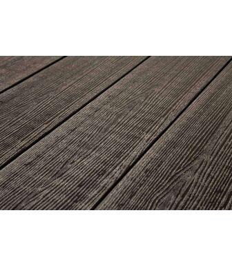 Террасная Доска SaveWood Standard-Plus Ornus (R) темно-коричневый