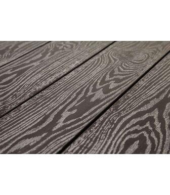 Террасная Доска SaveWood Standard-Plus Ornus (T) темно-коричневый