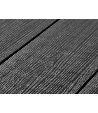 Террасная Доска SaveWood Standard-Plus Salix (S) (R) черный