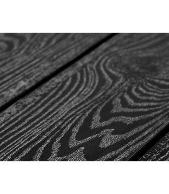 Террасная Доска SaveWood Standard-Plus Salix (S) (T) черный
