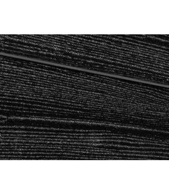 Террасная доска бесшовная для грядок и кашпо SaveWood Padus черный