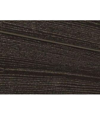 Террасная доска бесшовная для грядок и кашпо SaveWood Padus темно-коричневый