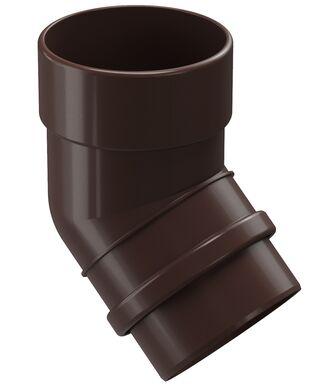 Колено 45 Docke Lux Шоколад