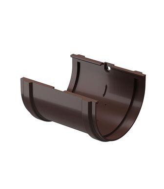 Соединитель желобов Docke Premium Шоколад