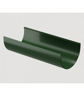 Желоб водосточный 2м Docke Standard Зеленый