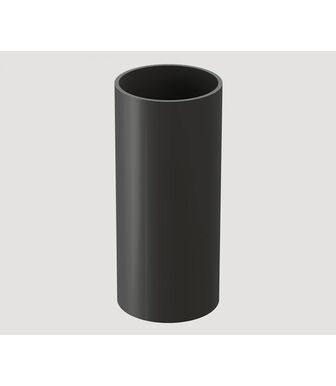 Труба водосточная 1м Docke Standard Серый