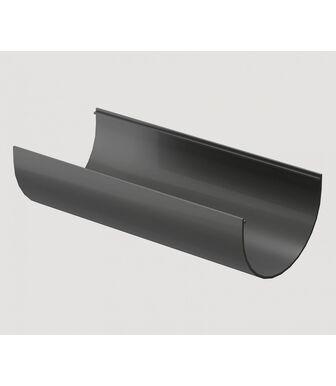 Желоб водосточный 2м Docke Standard Серый