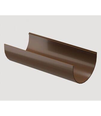 Желоб водосточный 2м Docke Standard Светло-коричневый