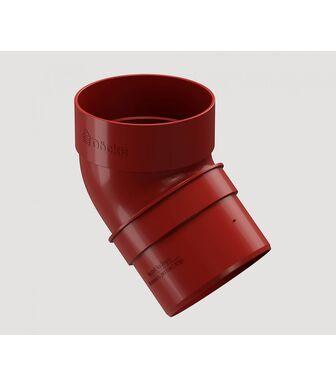 Колено 45° Docke Standard Красный