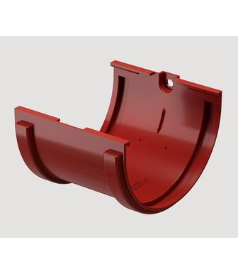 Соединитель желобов Docke Standard Красный