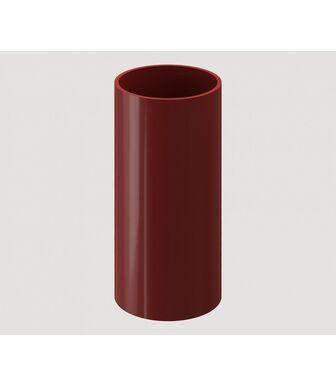 Труба водосточная 1м Docke Standard Красный