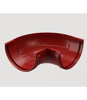 Угловой элемент 90° внешний Docke Standard Красный
