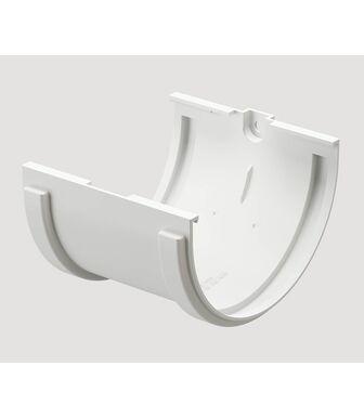 Соединитель желобов Docke Standard Белый