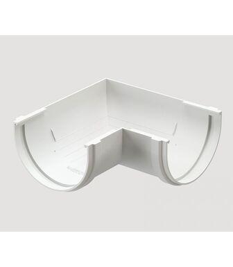 Угловой элемент 90° универсальный Docke Standard Белый