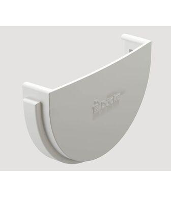 Заглушка желоба Docke Standard Белый