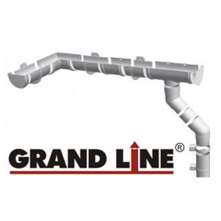 Водостоки пластиковые Grand Line (Гранд Лайн) Белый